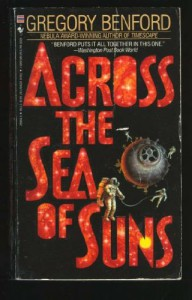 Across the Sea of Suns (Galactic Center, #2) - Gregory Benford