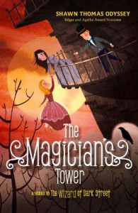 The Magician's Tower - Shawn Thomas Odyssey