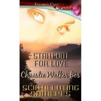 Stakeout for Love - Christie Walker Bos