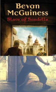 Slave of Sondelle - Bevan McGuiness