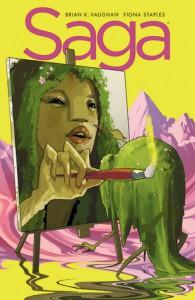 Saga #23 - Brian K. Vaughan, Fiona Staples