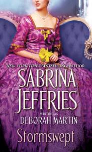 Stormswept - Sabrina Jeffries, Deborah Martin