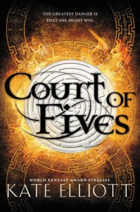 Court of Fives - Kate Elliott