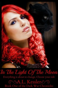 In the Light of the Moon - A.L. Kessler