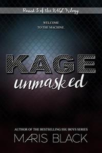 KAGE Unmasked - Maris Black