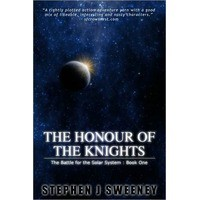 The Honour of the Knights - Stephen J. Sweeney