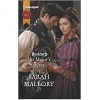 Beneath the Major's Scars - Sarah Mallory