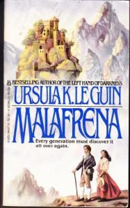 Malafrena - Ursula K. Le Guin