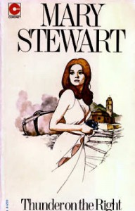 Thunder on the Right - Mary Stewart
