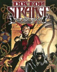 Doctor Strange: The Flight of Bones - Tony Harris, Daniel Jolley, Ray Snyder, Kieron Gillen, Paul Chadwick, Frazer Irving, Frank Brunner, Ted McKeever