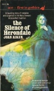 The Silence of Herondale - Joan Aiken