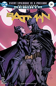 Batman (2016-) #24 - Tom King, Jordie Bellaire, David Finch, Danny Miki, Clay Mann, Seth Mann