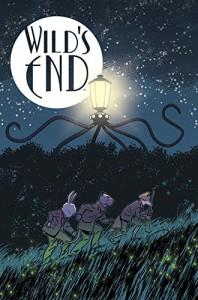 WILDS END #1 - Dan Abnett, INJ Culbard
