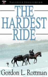 The Hardest Ride - Gordon L. Rottman