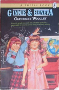 Ginnie and Geneva - Catherine Woolley