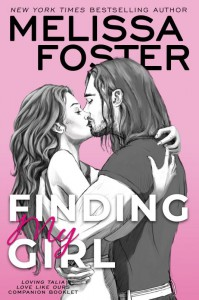 Finding My Girl / Loving Talia - Melissa Foster