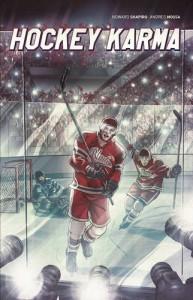 Hockey Karma (The Forever Friends Series) - Andres Mossa, Howard N. Shapiro