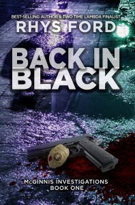 Back in Black (McGinnis Investigations #1) - Rhys Ford
