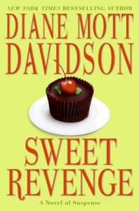 Sweet Revenge (Goldy Culinary Mystery, Book 14) - Diane Mott Davidson