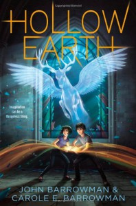 Hollow Earth - Carole E. Barrowman, John Barrowman