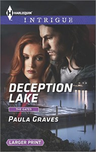 Deception Lake (The Gates) - Paula Graves