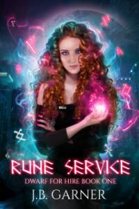 Rune Service - J.B. Garner
