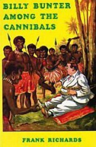 Billy Bunter Among The Cannibals - Frank Richards