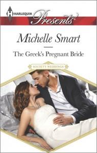 The Greek's Pregnant Bride - Michelle Smart