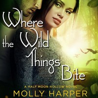 Where the Wild Things Bite - Audible Studios, Molly Harper, Amanda Ronconi