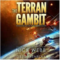 The Terran Gambit  - Nick Webb