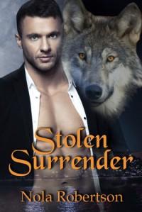 Stolen Surrender - Nola Robertson