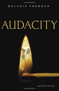 Audacity - Melanie  Crowder