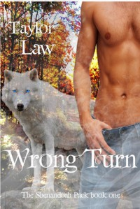 Wrong Turn (The Shenandoah Pack #1) - Taylor Law