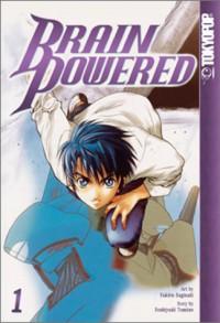 Brain Powered, Vol. 1 - Yoshiyuki Tomino, Yukiru Sugisaki
