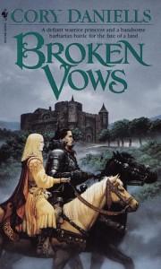 Broken Vows (Last T'en Trilogy) - Cory Daniells