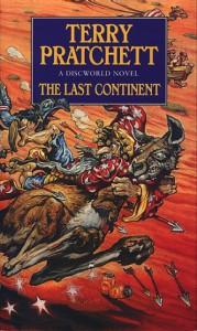 The Last Continent (Discworld, #22) - Terry Pratchett
