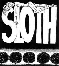 Sloth - Gilbert Hernández