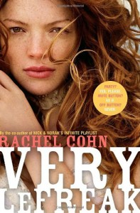 Very LeFreak - Rachel Cohn
