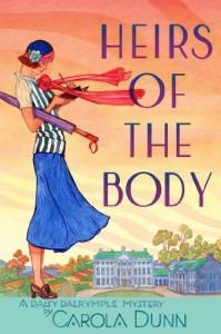 Heirs of the Body (Daisy Dalrymple) - Carola Dunn