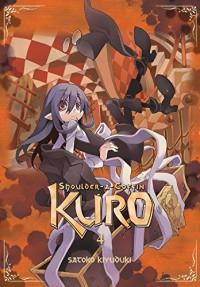 Shoulder-a-Coffin Kuro, Vol. 4 - Satoko Kiyuduki
