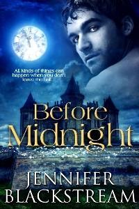 Before Midnight - Jennifer Blackstream