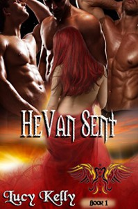 HeVan Sent (The Nephilim Book 1) - Lucy Kelly