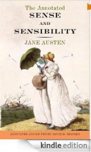 The Annotated Sense and Sensibility - David M. Shapard, Jane Austen