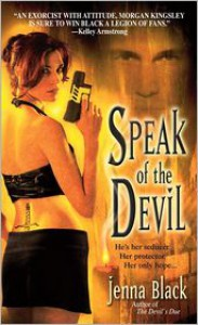 Speak of the Devil - Jenna Black