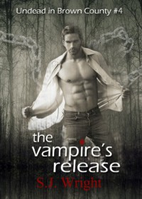 The Vampire's Release  - S.J. Wright