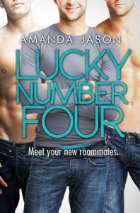 Lucky Number Four - Amanda Jason