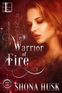 Warrior of Fire - Shona Husk