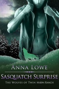 Sasquatch Surprise - Anna Lowe
