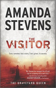 The Visitor (Graveyard Queen) - Amanda Stevens