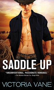 Saddle Up (Hot Cowboy Nights) - Victoria Vane